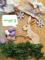 Wesołych Świąt Wielkanocnych życzy Sensor Tech SA